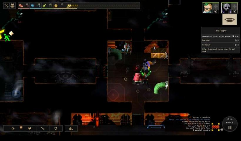 Dungeon of the Endless Torres e Defesa
