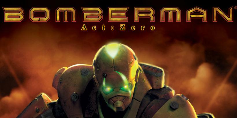 Bomberman Act Zero