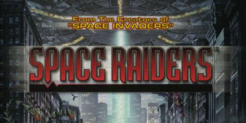 Space Raiders novo Space Invaders