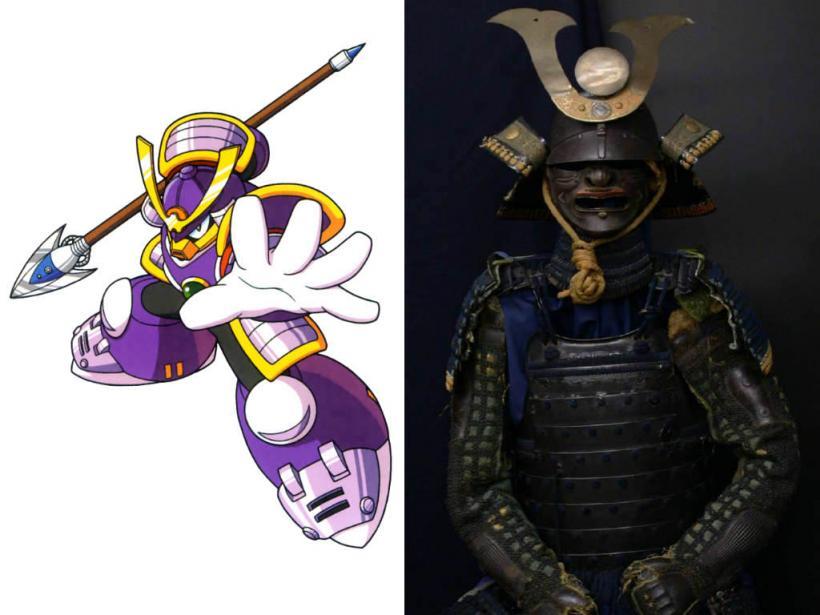 Yamato Man - Megaman
