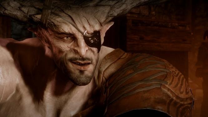 dragon age romance - Guia de Romance em Dragon Age Inquisition para namorar o Iron Bull ou touro de ferro