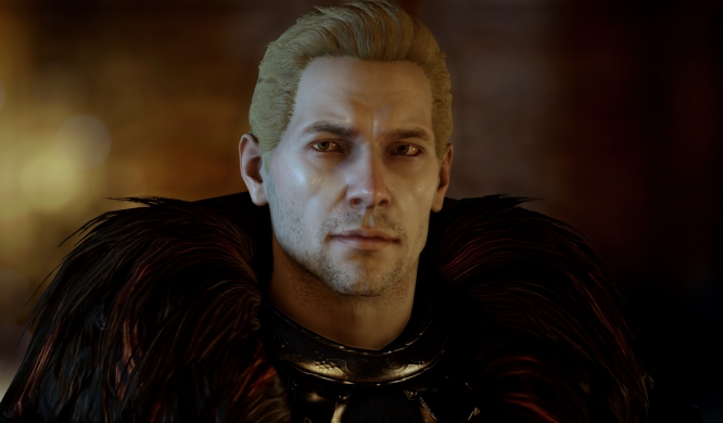 dragon age romance - Guia de Romance em Dragon Age Inquisition para namorar o Cullen