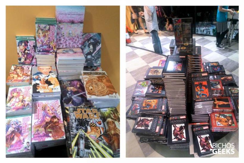 Compras nerds em São Paulo