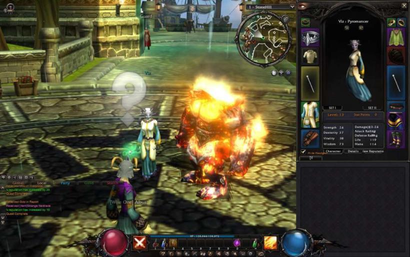 MMORPG da Flagship Studios