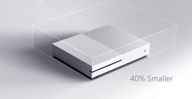 Detalhes do XONE S lançado pela microsoft na E3 de 2016