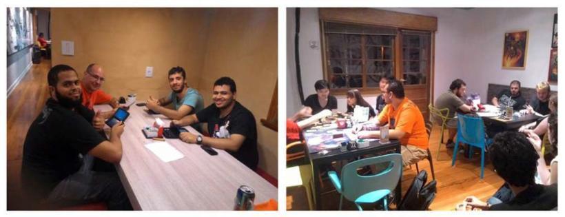 avenida paulista recebe café para público jovem que gosta de video, card e board games